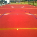 Coloured Macadam in Acaster Selby 11
