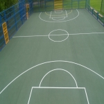 Coloured Macadam in Alderwasley 9